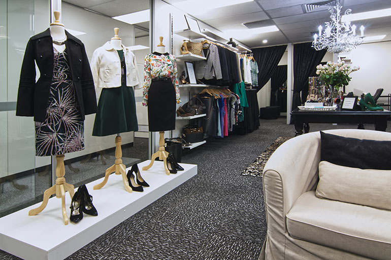 Dress for Success Adelaide Boutique